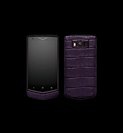 Constellation V Pure Plum Alligator